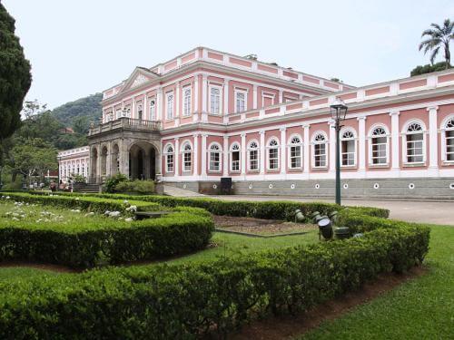 Atração Turística Juiz de Fora Serrano Hotel e Eventos Museu Mariano Procópio