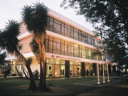 Atração Turística Juiz de Fora Serrano Hotel e Eventos Museu Murilo Mendes