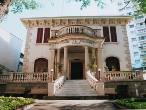 Atração Turística Juiz de Fora Serrano Hotel e Eventos fórum da cultura