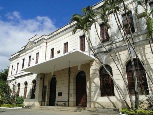 Atração Turística Juiz de Fora Serrano Hotel e Eventos museu ferroviário